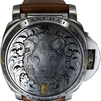 Panerai Luminor Sealand for Purdey Lion PAM00152