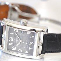 Hermès Cape Cod Stahl 36,5mm Grau Arabisch