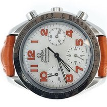Omega Speedmaster Reduced Steel 39mm Mother of pearl Arabic numerals