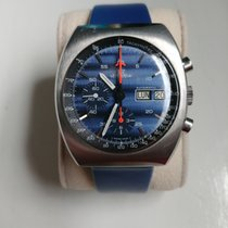 Lemania Chronograaf 38mm Automatisch 1978 tweedehands