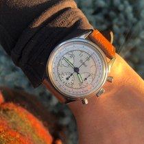 "Gallet ""Multichron 12"" vintage chronograph with Valjoux 72..."