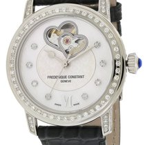 Frederique Constant Double Heart Beat Automatic Ladies Watch