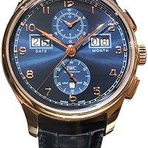 IWC Portuguese Perpetual Calendar Digital Date-Month новые Автоподзавод Хронограф Часы с оригинальными документами и коробкой IW397204