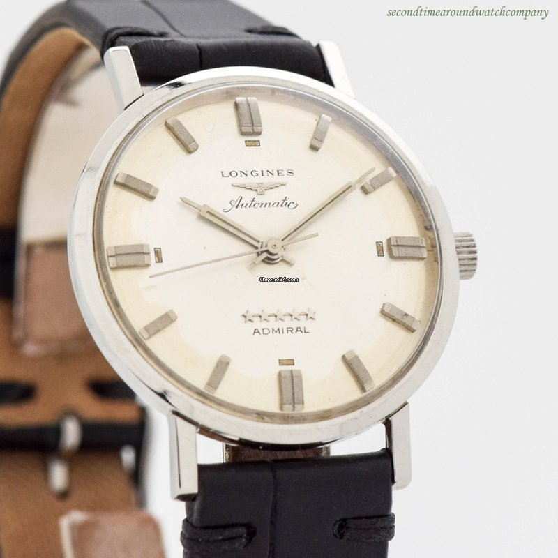 Longines Admiral - all prices for Longines Admiral watches on Chrono24 65d47d1ad87