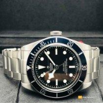 Tudor 79230B Stahl 2019 Black Bay 41mm neu