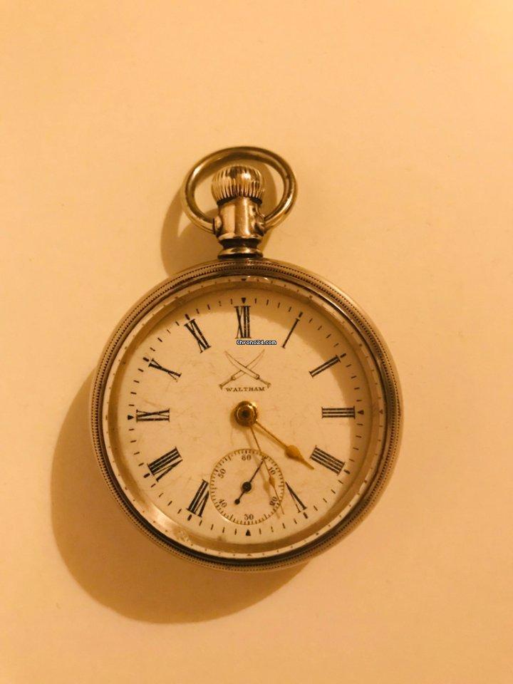 16824c5cd Relojes Waltham - Precios de todos los relojes Waltham en Chrono24