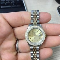 Rolex Lady-Datejust Сталь 26mm Без цифр