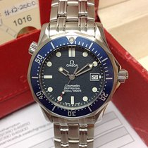 Omega 2561.80.00 Stahl Seamaster Diver 300 M 36.2mm