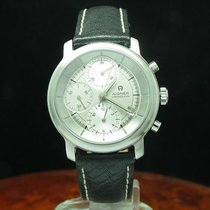 Aigner Chronograph 38.2mm Automatic pre-owned Silver
