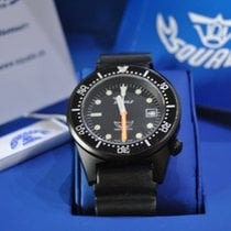 Squale 42mm Automatic pre-owned Black