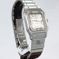 Cartier Santos Galbée Steel 29mm Roman numerals United States of America, Florida, Boca Raton