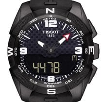 Tissot T-Touch Expert Solar T0914204705701 New Titanium 45mm Quartz