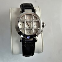 Cartier Pasha White gold 32mm Silver United States of America, Illinois, Chicago