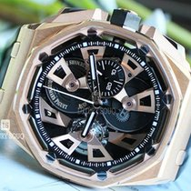 Audemars Piguet Royal Oak Offshore Tourbillon Chronograph 26421OR.OO.A002CA.01 2019 new