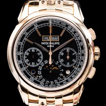 Patek Philippe Perpetual Calendar Chronograph 41mm Black United States of America, Massachusetts, Boston