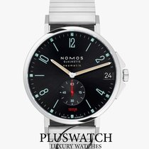 NOMOS Tangente Neomatik new 2019 Automatic Watch with original box and original papers 581