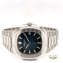 Patek Philippe Nautilus Steel 40mm Blue No numerals United States of America, California, Beverly Hills