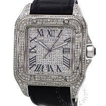 Cartier Santos 100 2656 подержанные