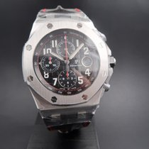 Audemars Piguet Watch new 2015 Steel 42mm Arabic numerals Automatic Watch with original box and original papers