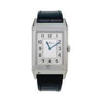 Jaeger-LeCoultre Grande Reverso Ultra Thin Steel 27mm Silver