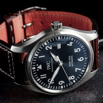 IWC Pilot Mark IW327004 2018 pre-owned