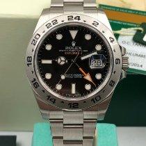 Rolex Explorer II 216570 2014 new