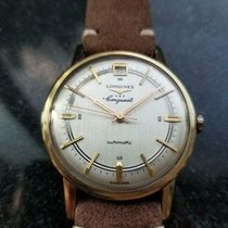 Longines Conquest Gold/Steel 35mm Silver United States of America, California, Beverly Hills