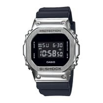 Casio Srebro Kvarc 49.6mm nov G-Shock