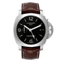 Panerai Luminor 1950 3 Days GMT Automatic PAM00320 2012 pre-owned