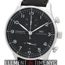 IWC Portuguese Chronograph IW3714-38 pre-owned