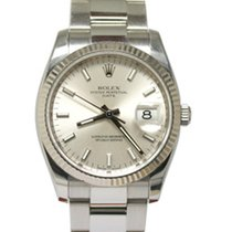 Rolex Oyster Perpetual Date new 34mm Steel