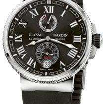 Ulysse Nardin Marine Chronometer Manufacture Titanium 43mm
