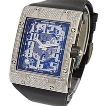 Richard Mille RM016WGFull RM016 Ultra Flat in White Gold with...