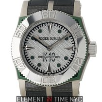 Roger Dubuis Easy Diver K-10 Titanium 46mm Limited Edition