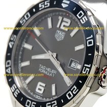 TAG Heuer Formula 1 Calibre 5 WAZ2011.BA0842 - TAGHEUER F1 Calibre 5 Steel Dial Anthracite new