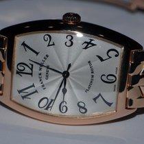 Franck Muller 2852 SC Rose gold Cintrée Curvex 30mm pre-owned