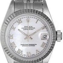 Rolex Ladies Datejust Watch 79174 Mother-Of-Pearl Dial