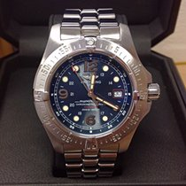 Breitling Superocean Steelfish A17390 - Serviced By Breitling