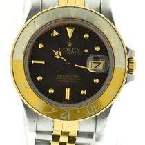 Rolex GMT-Master Root Beer Brown Nipple Dial