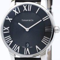 Tiffany Atlas Dome Steel Quartz Mens Watch Z1800.11.10a10a5...