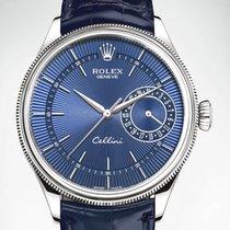 Rolex Cellini Date 50519 New White gold 39mm Automatic