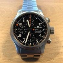 Fortis B-42 Pilot Professional chronohraph GMT