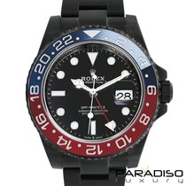 Rolex Gmt-master Ii 116710 Black Venom Limited Edition /35 Dlc...