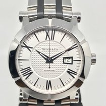 Tiffany Chronometer 42mm Automatik 2018 neu Atlas Weiß