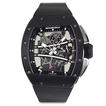 Richard Mille RM 061 Ceramic 42.70mm Transparent No numerals United States of America, New York, New York