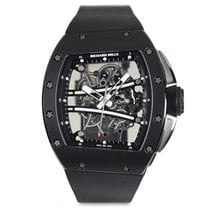 Richard Mille RM61-01 Ceramic 2015 RM 061 42.70mm pre-owned United States of America, New York, New York