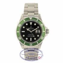 Rolex Submariner Date Steel 40mm Black No numerals United States of America, California, Beverly Hills