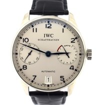 IWC Portuguese7 Days Power Reserve
