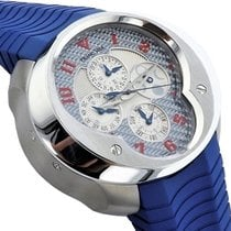 Franc Vila Steel 47mm Automatic Fva9 new