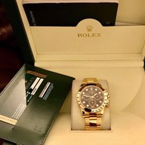 Rolex 116528 Or jaune 2014 Daytona 40mm occasion France, Paris